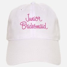 Junior Bridesmaid Baseball Baseball Cap