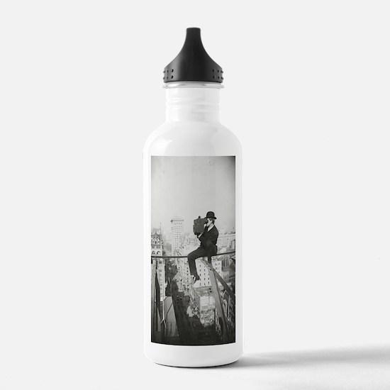 Cute Camera Water Bottle