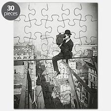 Funny New york city night Puzzle