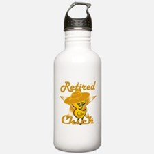 Retired Chick #10 Water Bottle