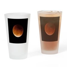 Funny Blood harvest Drinking Glass