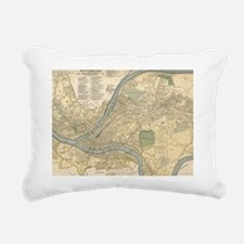 Cute Pittsburgh panthers Rectangular Canvas Pillow