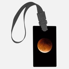 Cute Lunar Luggage Tag