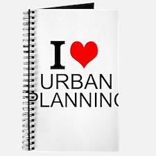 I Love Urban Planning Journal
