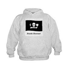 Pirate Flag - Stede Bonnet Hoody