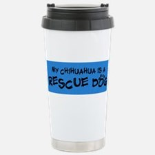 Cute Chihuahua lovers Travel Mug
