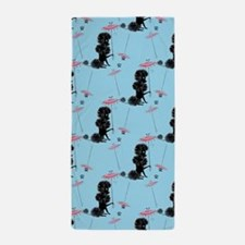 Polly Poodle - Beach Towel
