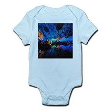 REED FLUTE CAVES 2 Body Suit