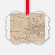 Cute Salem massachusetts Ornament
