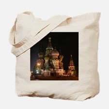 ST BASIL'S CATHEDRAL Tote Bag