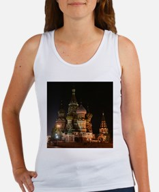 ST BASIL'S CATHEDRAL Women's Tank Top