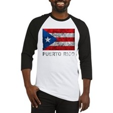 Unique Flag of puerto rico rican Baseball Jersey