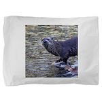 River Otter Pillow Sham