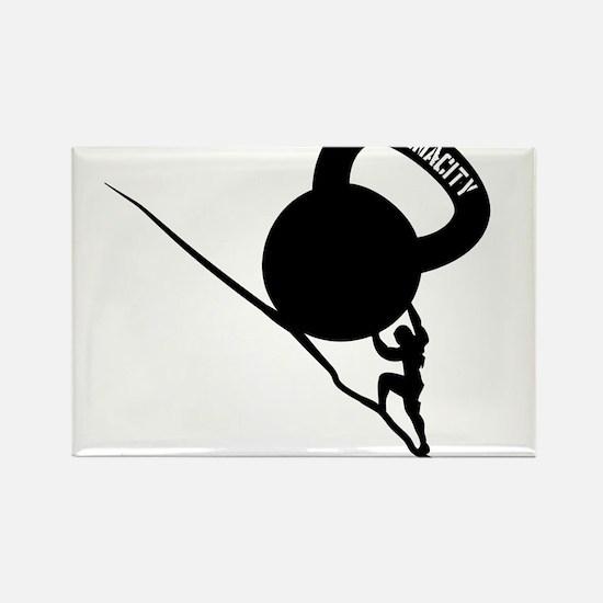 Unique Sisyphus Rectangle Magnet