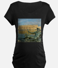 PALACE OF VERSAILLES 1 Maternity T-Shirt
