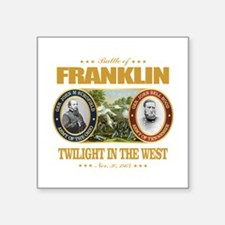 Battle of Franklin Sticker