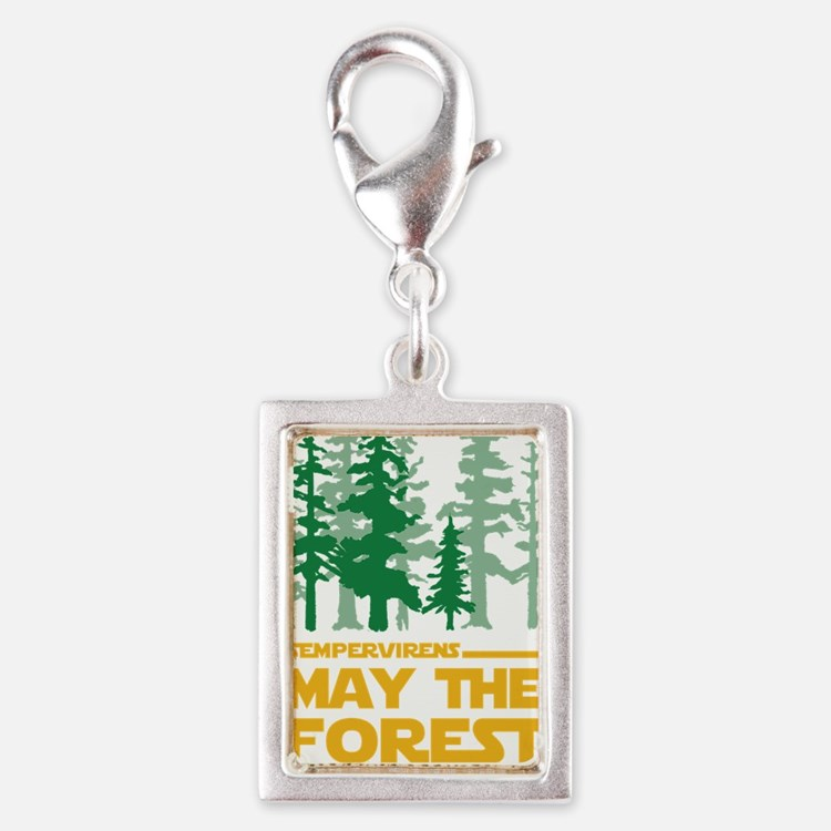 May The Forest Be With You Charms