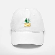 May the Forest Be With You Baseball Baseball Baseball Cap