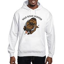 Wild Boar Hunter Hoodie