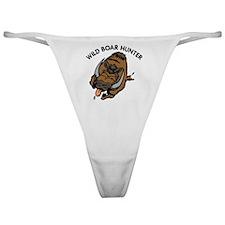 Wild Boar Hunter Classic Thong