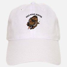 Wild Boar Hunter Baseball Baseball Cap