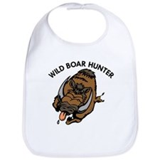 Wild Boar Hunter Bib