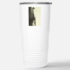 Mignon Giraffe Silhouet Travel Mug