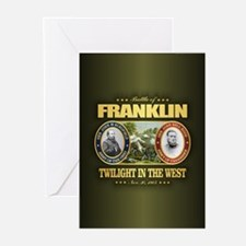 Battle of Franklin (FH2) Greeting Cards (Pk of 10)