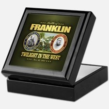 Battle of Franklin (FH2) Keepsake Box