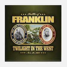 Battle of Franklin (FH2) Tile Coaster