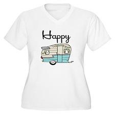 Cute Vintage trailer T-Shirt