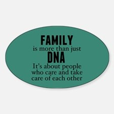 Family Caring Decal