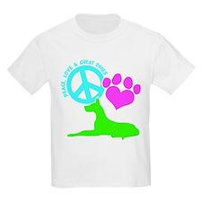 Cute Great danes T-Shirt