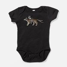 Cute Tasmania Baby Bodysuit