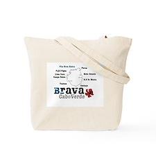 Brava, Cape Verde Tote Bag