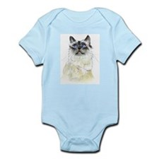 Birman Beauty #2 Infant Creeper