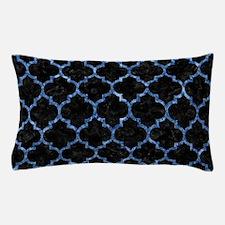 TIL1 BK-BL MARBLE (R) Pillow Case