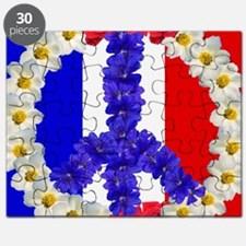 Cute Bastille day Puzzle