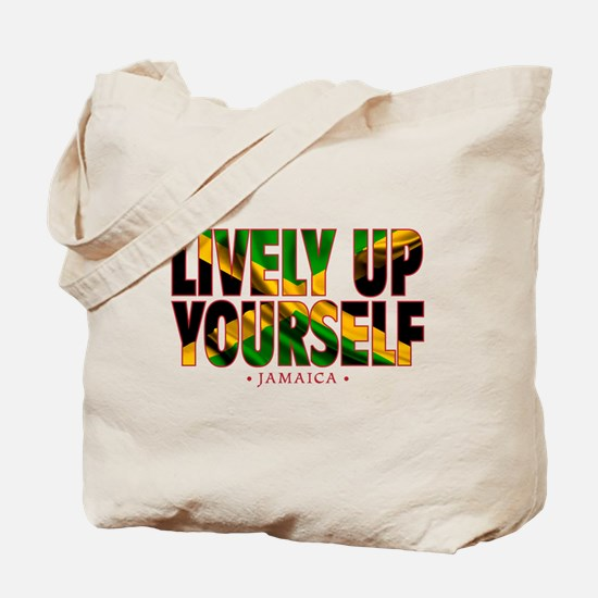 Lively Up Yourself - Tote Bag