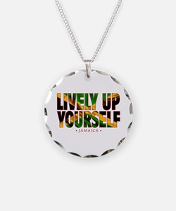 Lively Up Yourself - Necklace