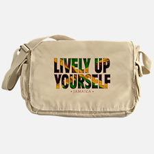 Lively Up Yourself - Messenger Bag