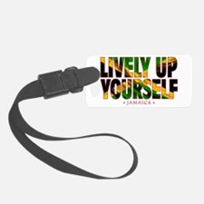 Lively Up Yourself - Luggage Tag