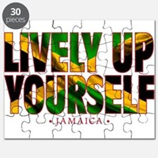 Lively Up Yourself - Puzzle