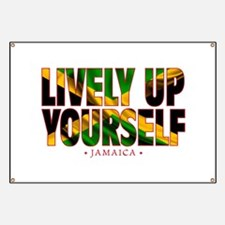 Lively Up Yourself - Banner