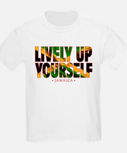 Lively Up Yourself - T-Shirt