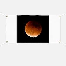Supermoon Eclipse Banner