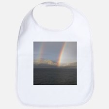 Double Rainbow Bib