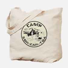 Camp Soh Cah Toa Tote Bag
