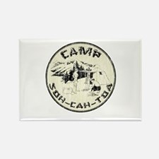 Camp Soh Cah Toa Rectangle Magnet