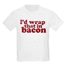 Cute Wrapped T-Shirt